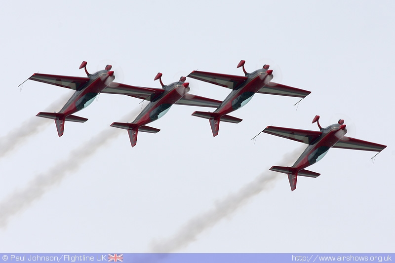 Taken at the Royal International Air Tattoo 2008 during arrivals and