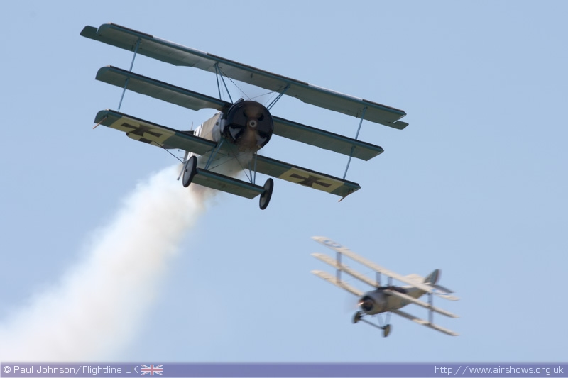 GWDT Sopwith and Fokker Triplanes