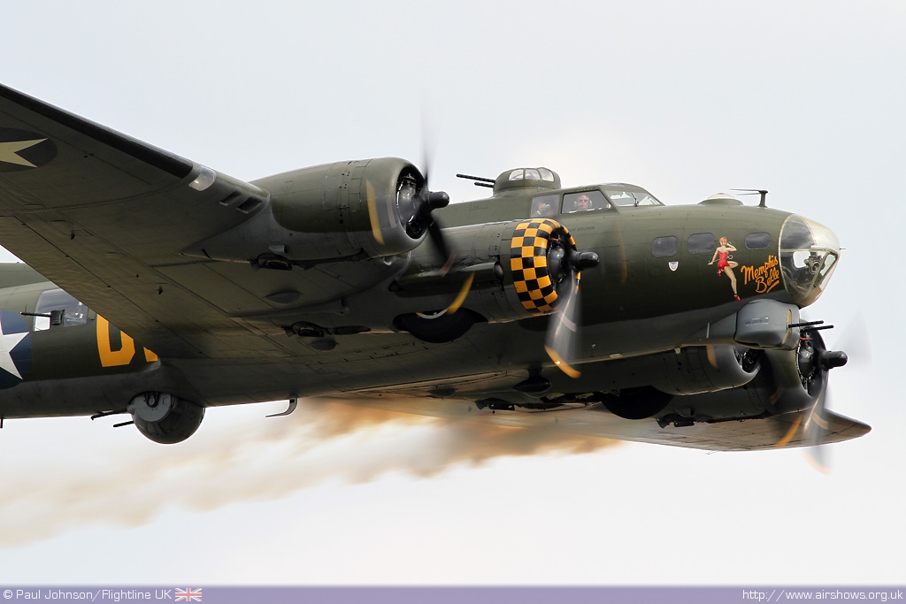 B-17 Flying Fortress Sally-B