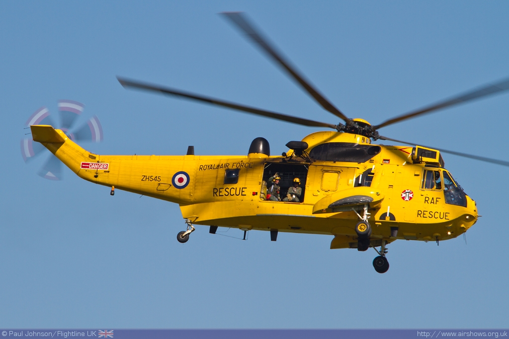 RAF Sea King HAR3A