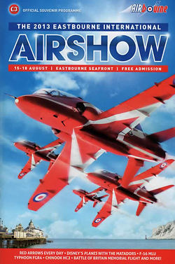 Eastbourne Air Show >> UK Airshows 2013 - Airbourne, Eastbourne International Airshow - REVIEW - Flightline UK