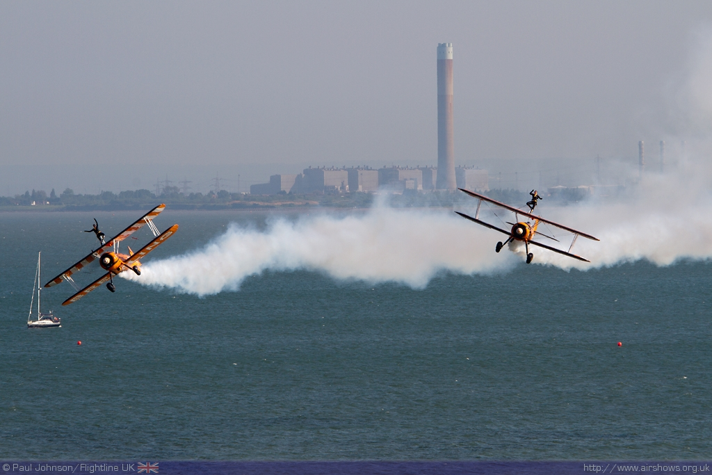 AIRSHOW NEWS: Southend Airshow and Military Festival Date set for 2015