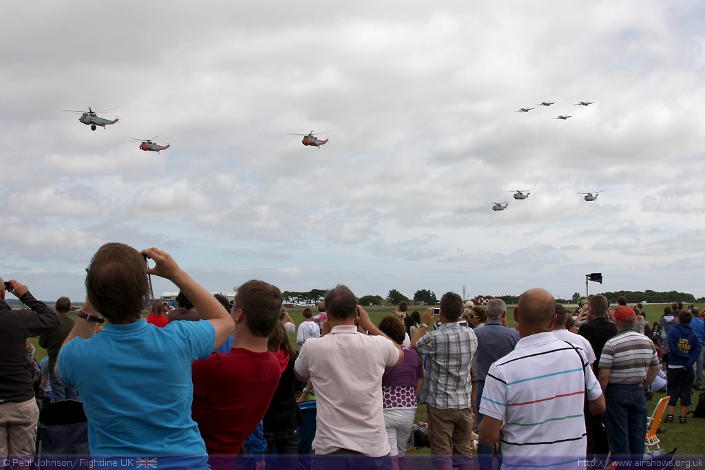 AIRSHOW NEWS: Date announced for Culdrose Air Day 2015