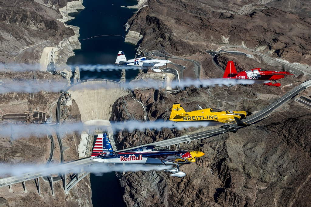 Red Bull Air Race: Las Vegas
