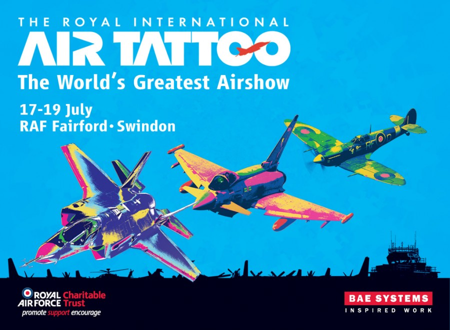 RIAT 2015 Artwork