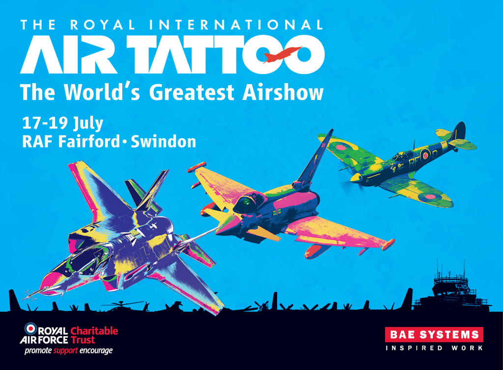 AIRSHOW NEWS: Super offer for Air Tattoo Earlybirds