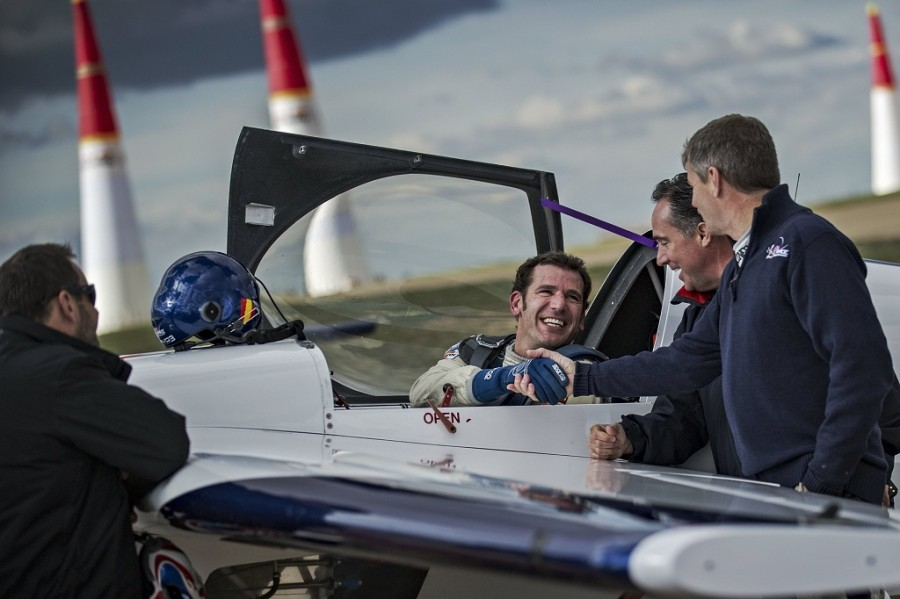 Red Bull Air Race Masters Class Qualification Camp 2014
