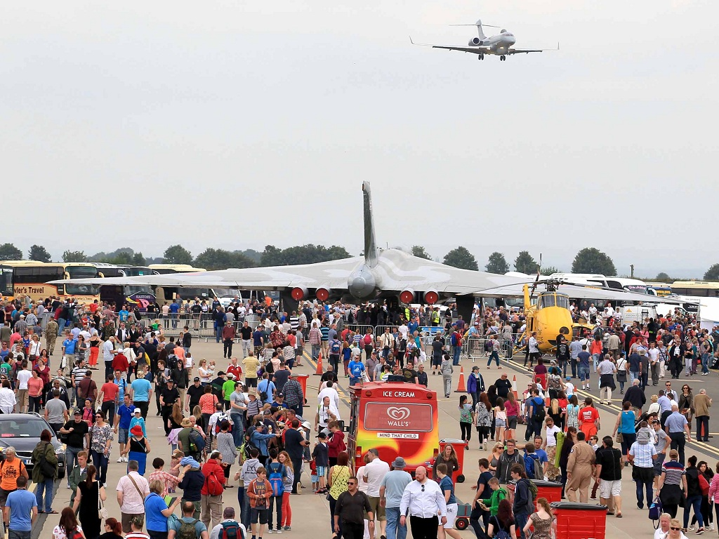 AIRSHOW NEWS: RAF Waddington Air Show Supports Past, Present and Future Personnel