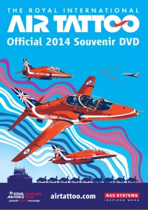 The Royal International Air Tattoo 2014 Official DVD