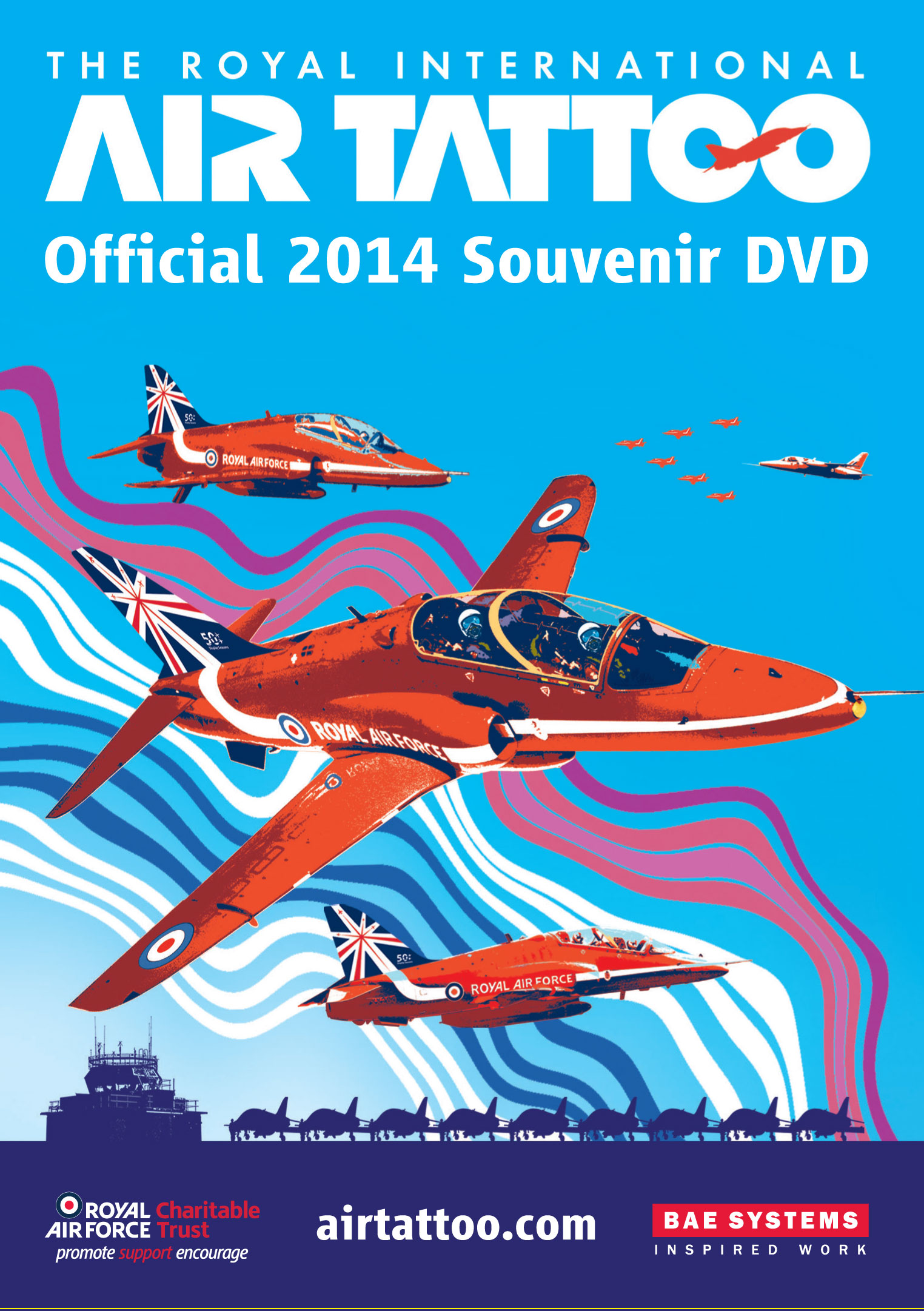DVD REVIEW: Royal International Air Tattoo 2014
