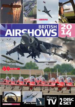 DVD REVIEW: British Airshows 2014