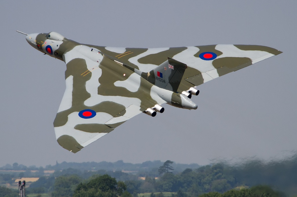AIRSHOW NEWS: Vulcan set to roar again at Air Day