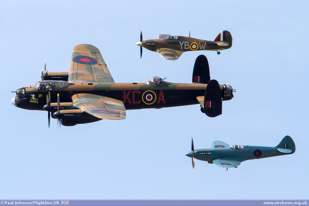 AIRSHOW NEWS: Battle of Britain Memorial Flight Display Dates 2016 (May – September) – Updated