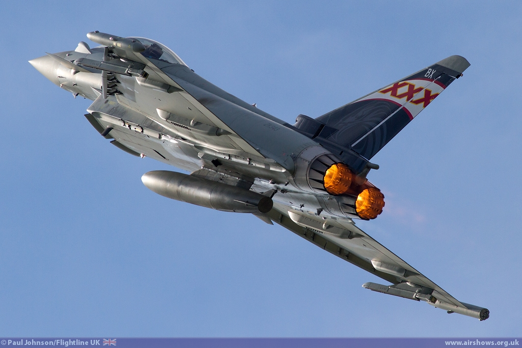 AIRSHOW NEWS: Royal Air Force participation completes Welshpool Air Show line-up.