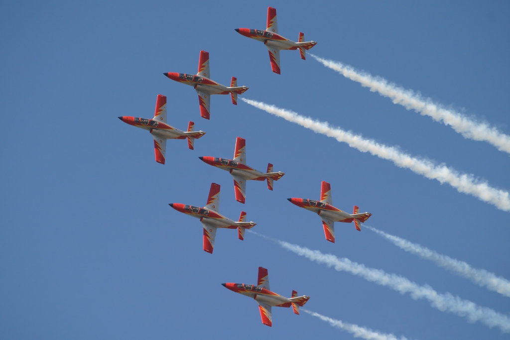 AIRSHOW NEWS: Air Day's Triple Team Line Up