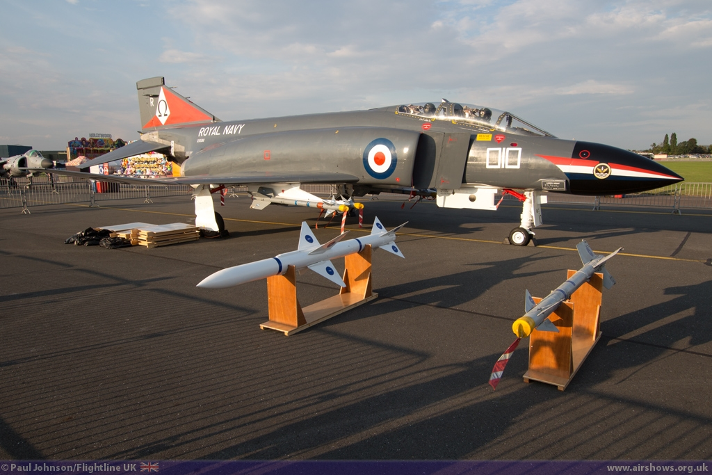 AIRSHOW NEWS: Classic Jet Icons For Anniversary Air Day