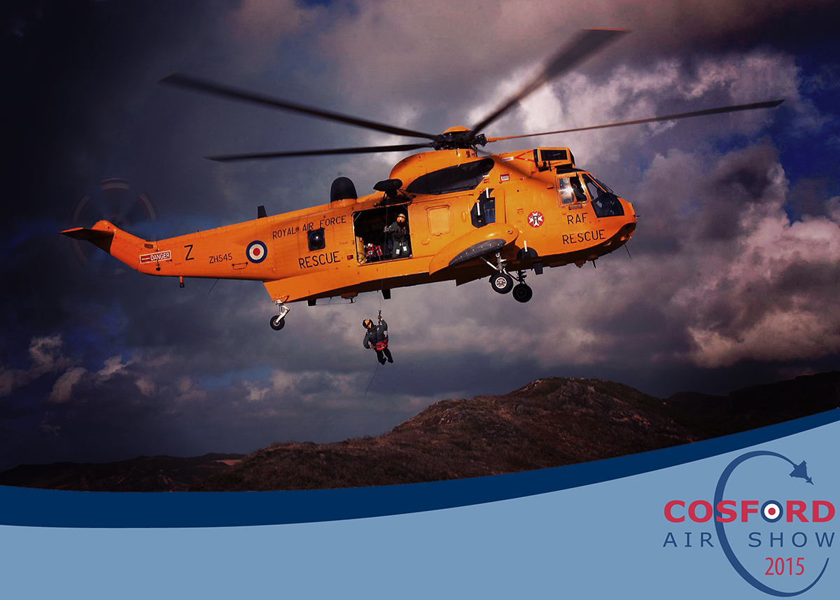 AIRSHOW NEWS: Plans for SAR celebrations at RAF Cosford Air Show