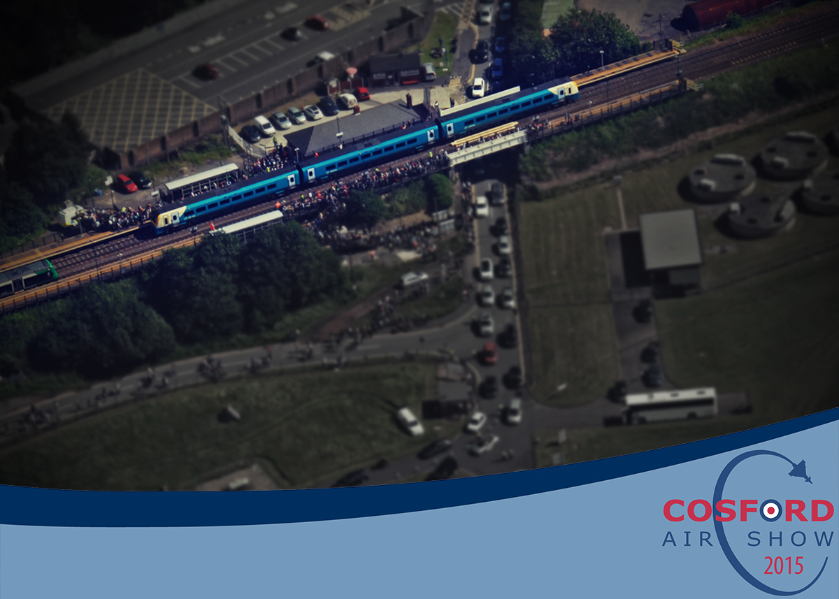 AIRSHOW NEWS: Get on board for RAF Cosford Air Show