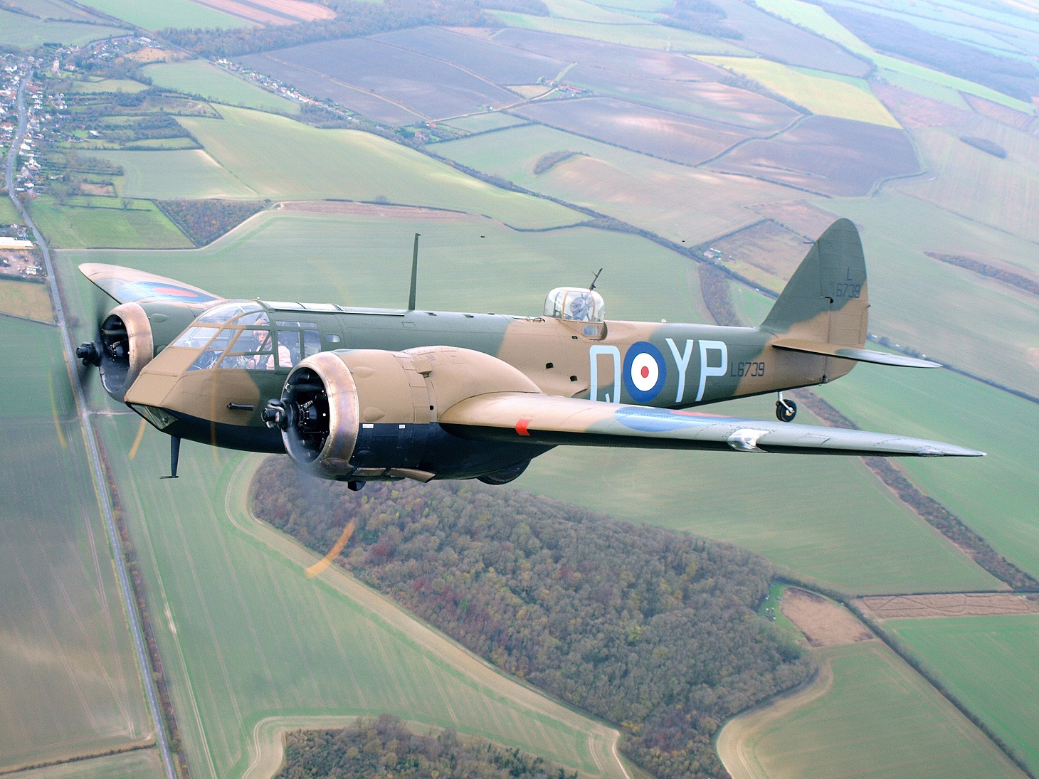 AIRSHOW NEWS: Battle of Britain Warbirds gather at RIAT