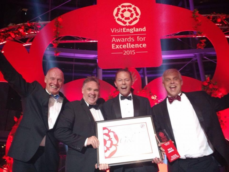 AIRSHOW NEWS: Bournemouth Air Festival soars in the VisitEngland Awards for Excellence