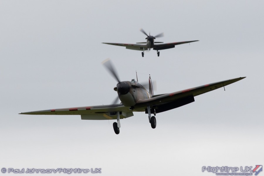 IWM Duxford VE Day Anniversary Air Show - Image © Paul Johnson/Flightline UK