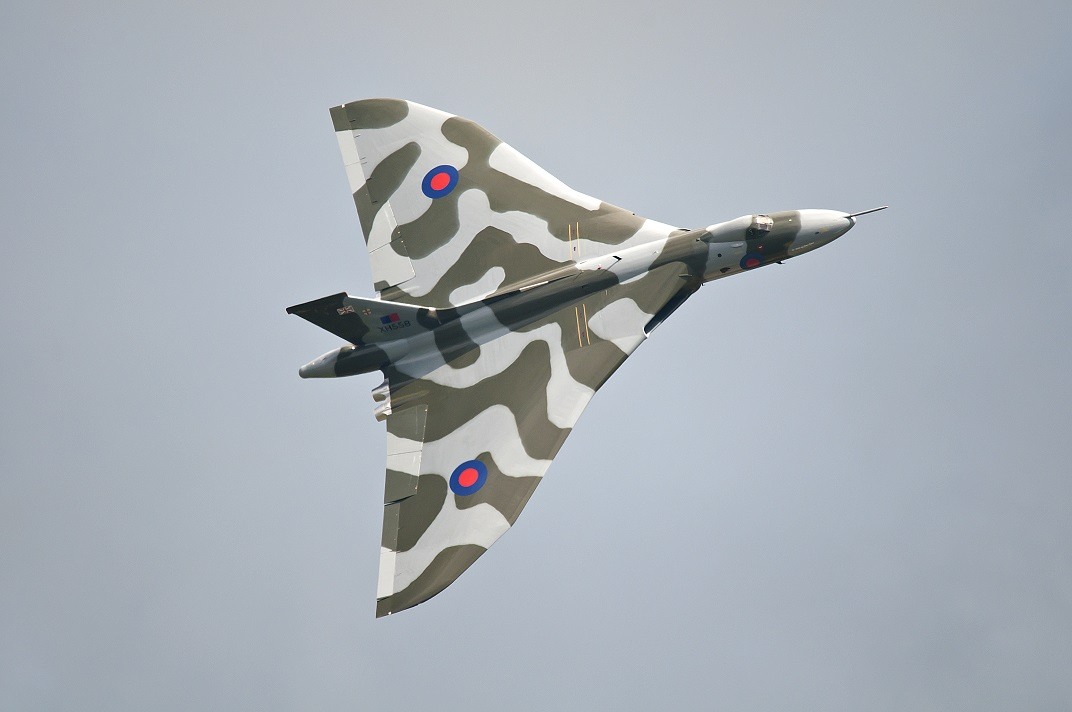 AIRSHOW NEWS: Air Tattoo prepares for Vulcan's last hurrah!