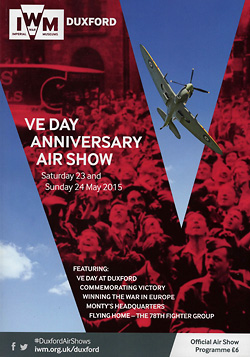 IWM Duxford VE Day Anniversary Air Show