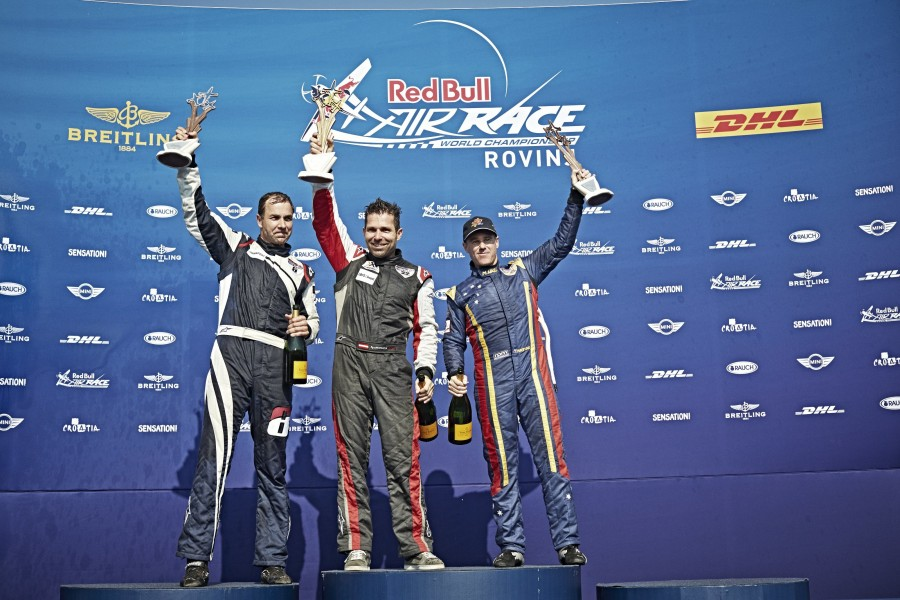 Bonhomme holds onto Red Bull Air Race lead, Lamb stays in title hunt  - Image © 2015 Red Bull Media House GmbH