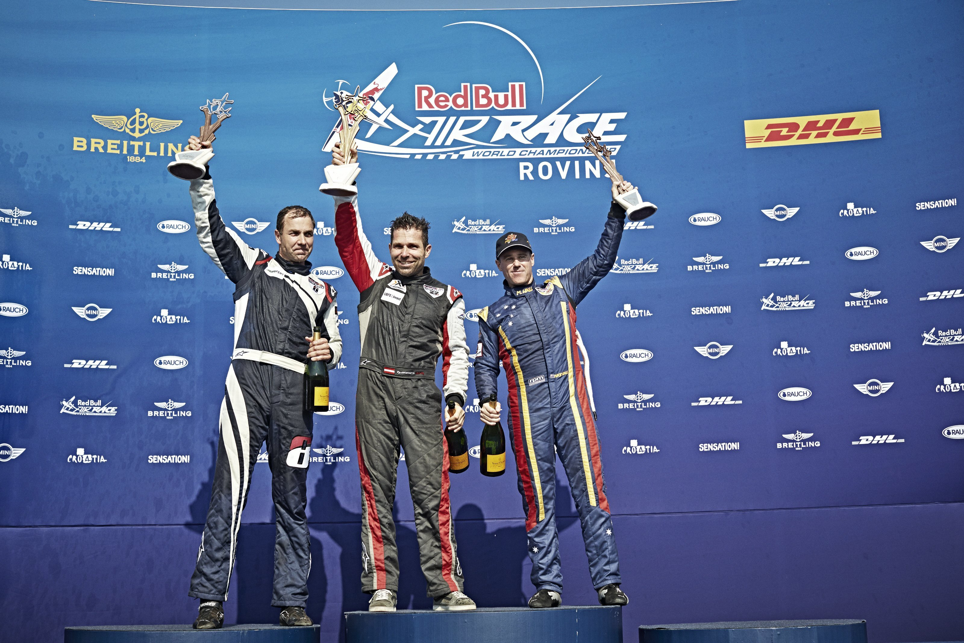 RED BULL AIR RACE: Bonhomme holds onto Red Bull Air Race lead, Lamb stays in title hunt