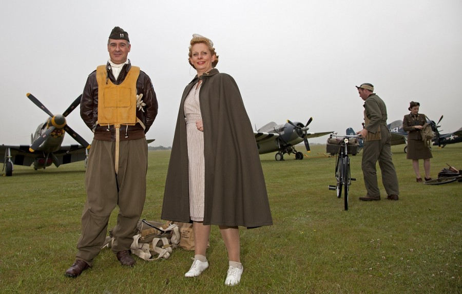 AIRSHOW NEWS: IWM Duxford's VE Day Anniversary Air Show this weekend -  Image copyright IWM.