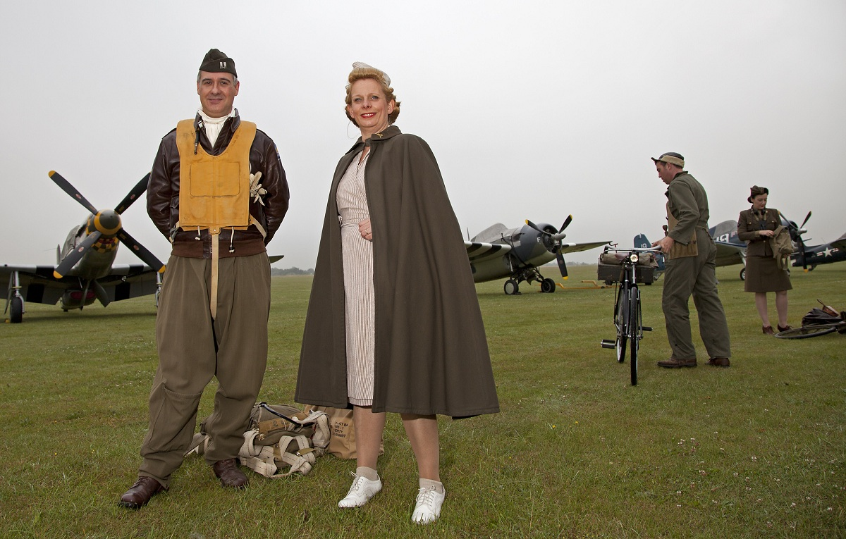 AIRSHOW NEWS: IWM Duxford's VE Day Anniversary Air Show this weekend