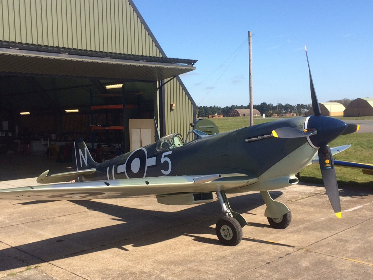 AIRSHOW NEWS: Participants announced for the Flying Legends Air Show