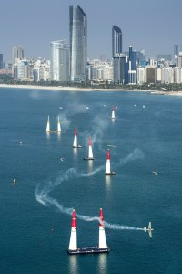 Red Bull Air Race moves to Asia for debut race in Japan