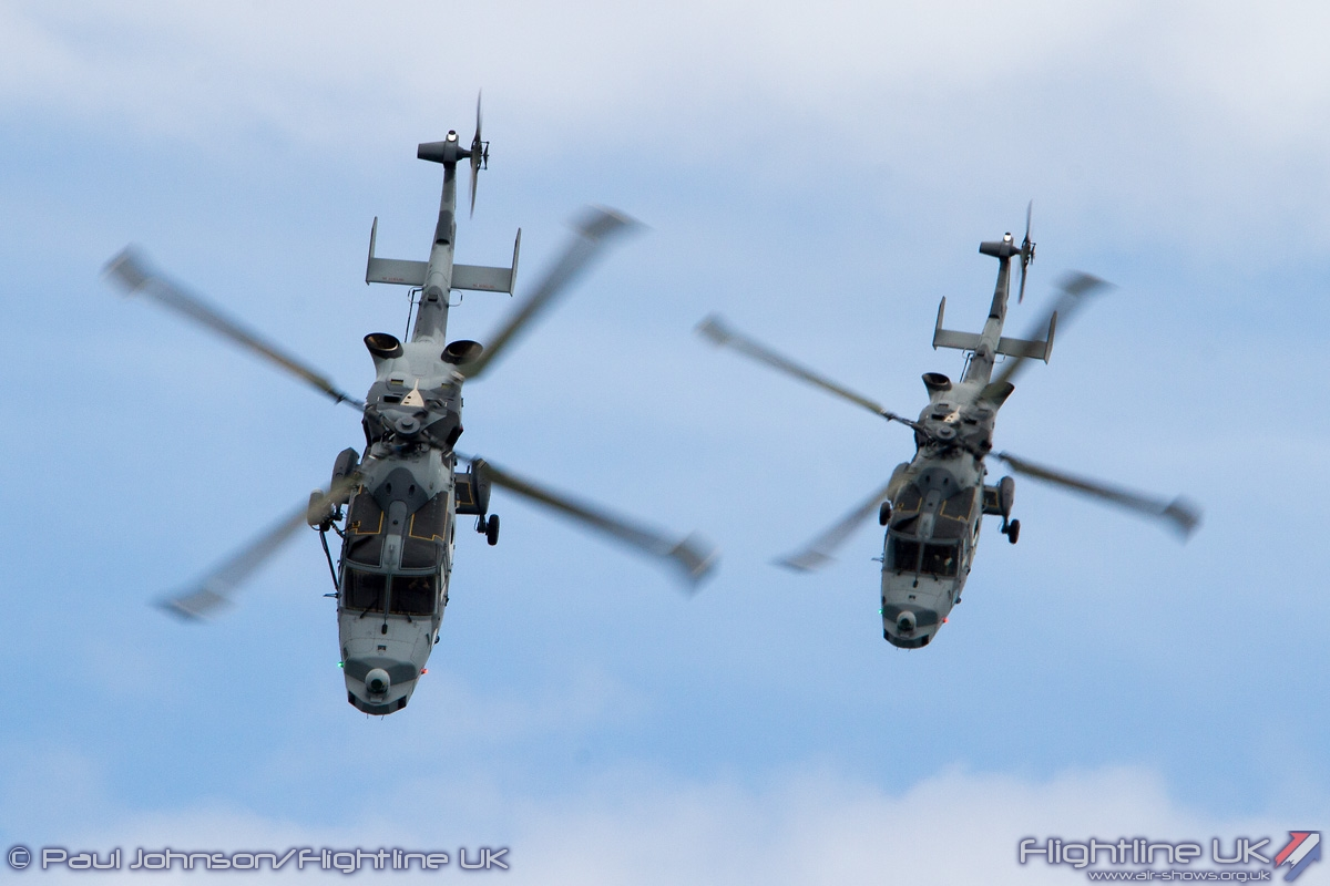 AIRSHOW NEWS: Royal Navy Black Cats Display Dates 2016
