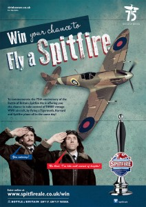 AIRSHOW NEWS: Spitfire soars into action at Wings & Wheels for worthy cause
