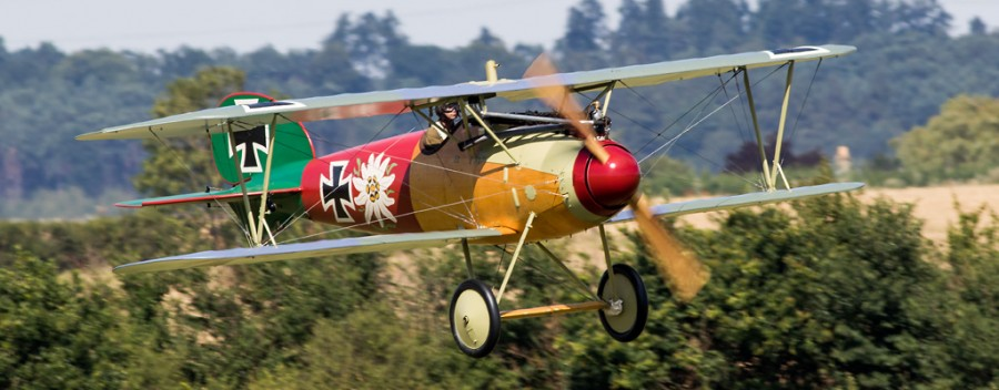Shuttleworth Wings and Wheels Airshow - Image © Paul Johnson/Flightline UK
