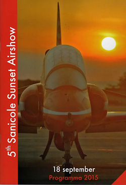 5th Sanicole Sunset Airshow