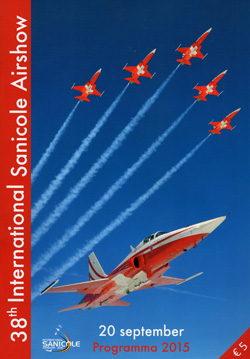 38th International Sanicole Airshow