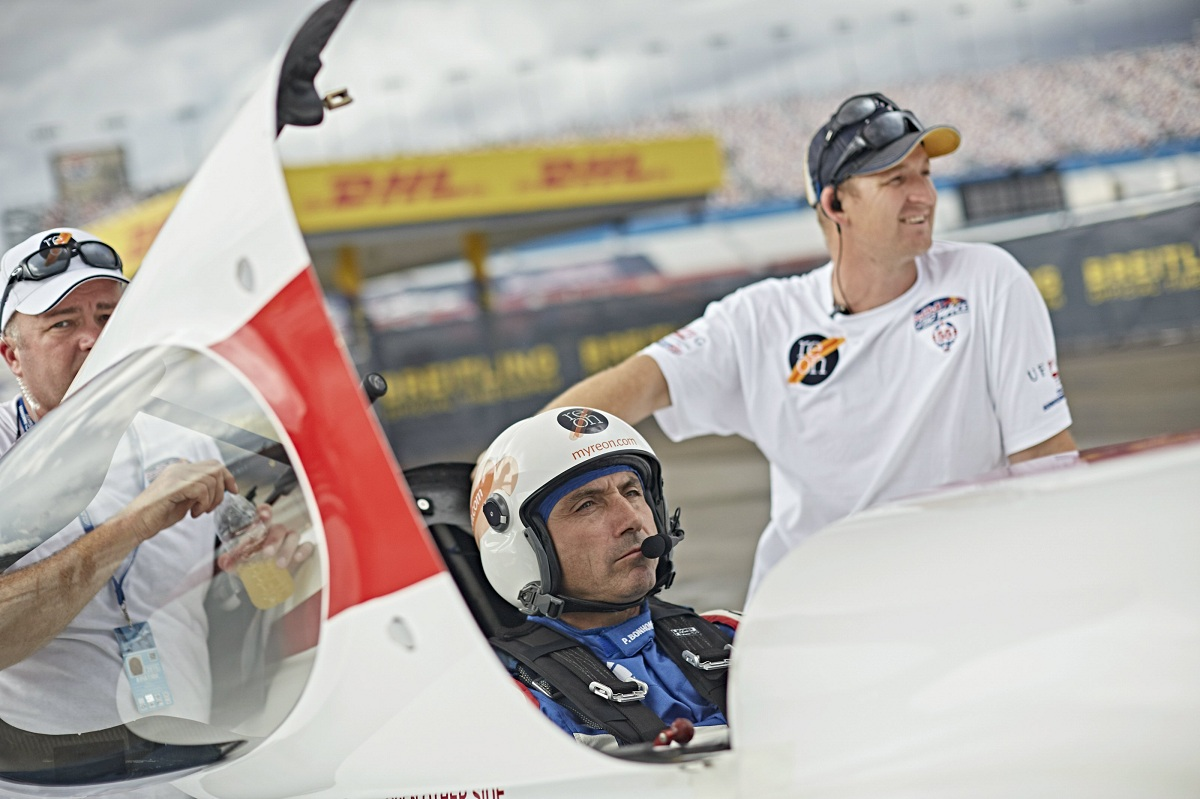 RED BULL AIR RACE: Brit takes title again in 2015 as Bonhomme hits Las Vegas jackpot for 3rd World Championship
