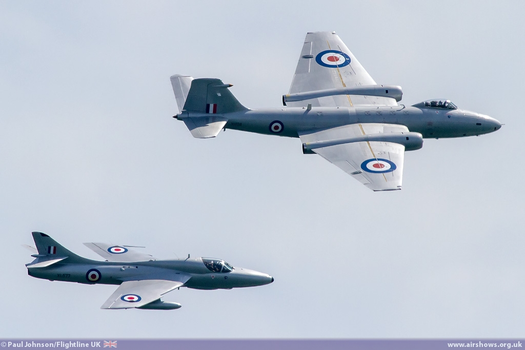 Midair Squadron - Image © Paul Johnson/Flightline UK
