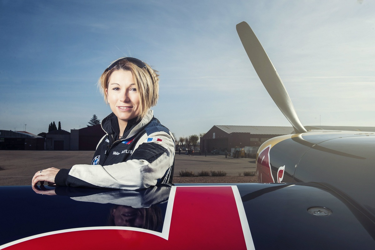 RED BULL AIR RACE: Female pilot to make history as she joins the Challenger Cup for the 2016 Red Bull Air Race season