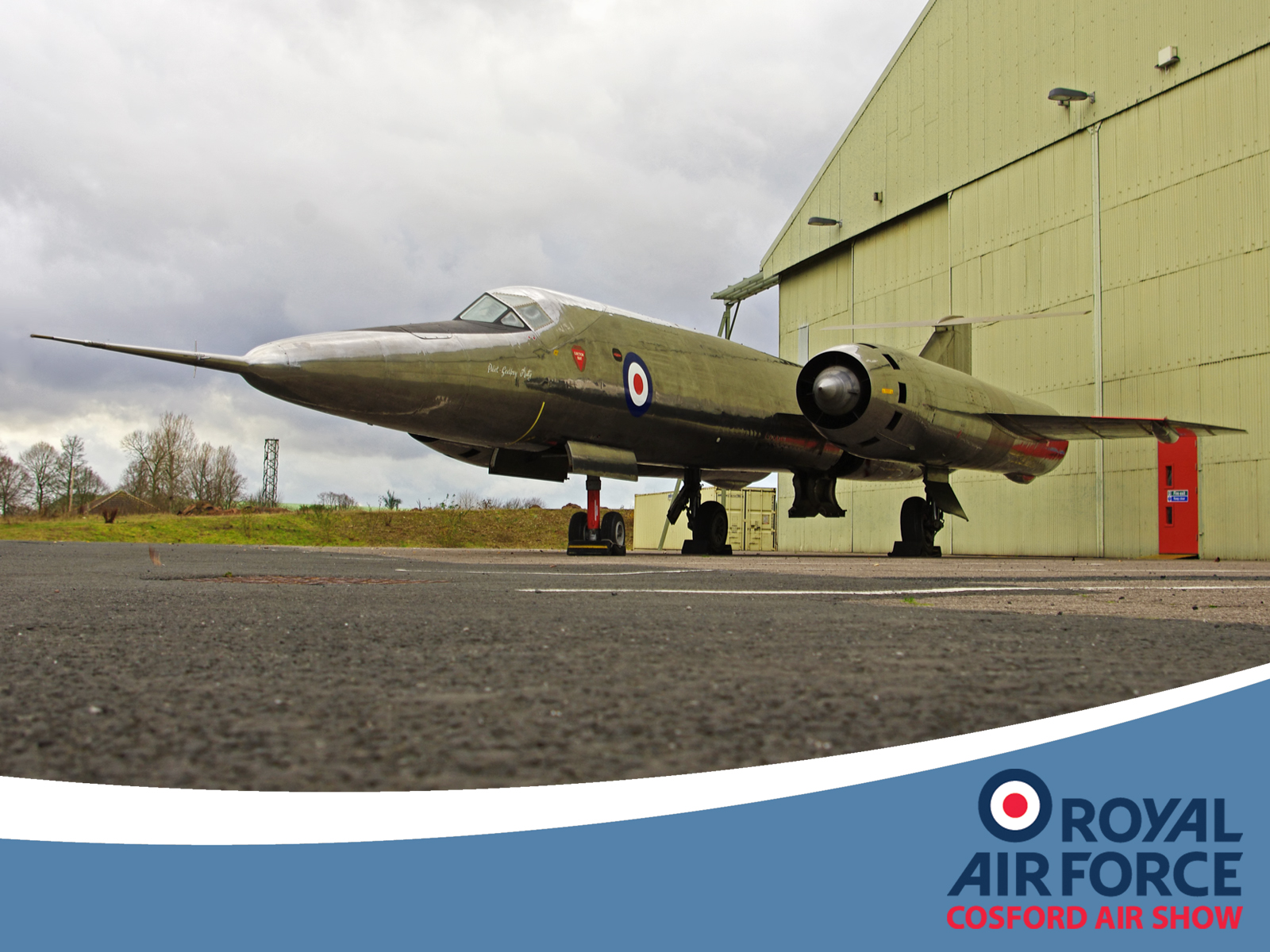 AIRSHOW NEWS: Rare Experimental Aircraft to be showcased at Cosford Air Show