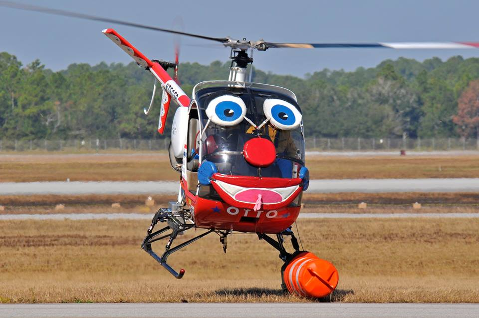 AIRSHOW NEWS: OTTO comes to the UK and joins O'Brien's Flying Circus
