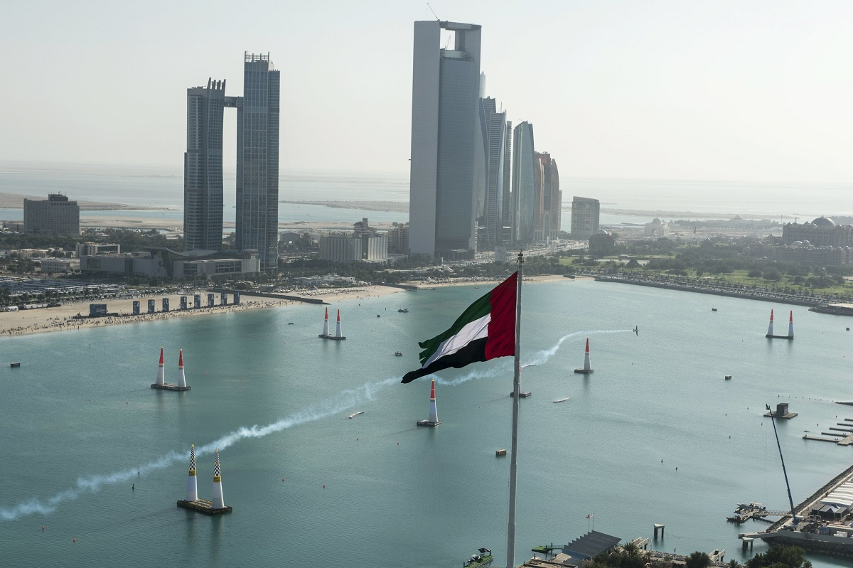 RED BULL AIR RACE: Tight, Tense, Thrilling: Season Opener Nears In Abu Dhabi