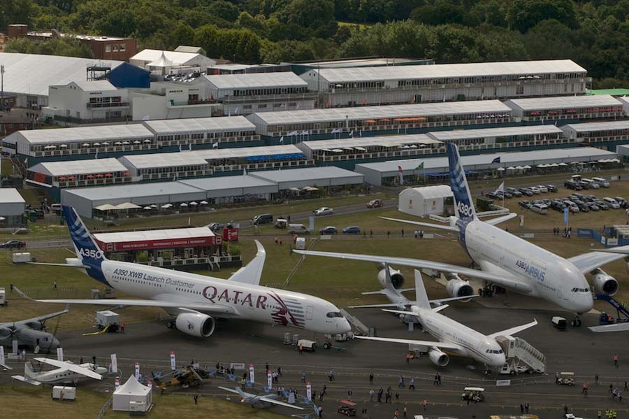 AIRSHOW NEWS: Farnborough International Airshow Launch