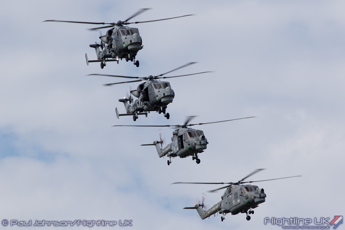 AIRSHOW NEWS: Lynx's Air Day Farewell Finale