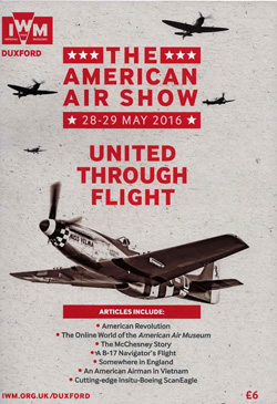 The American Air Show, IWM Duxford
