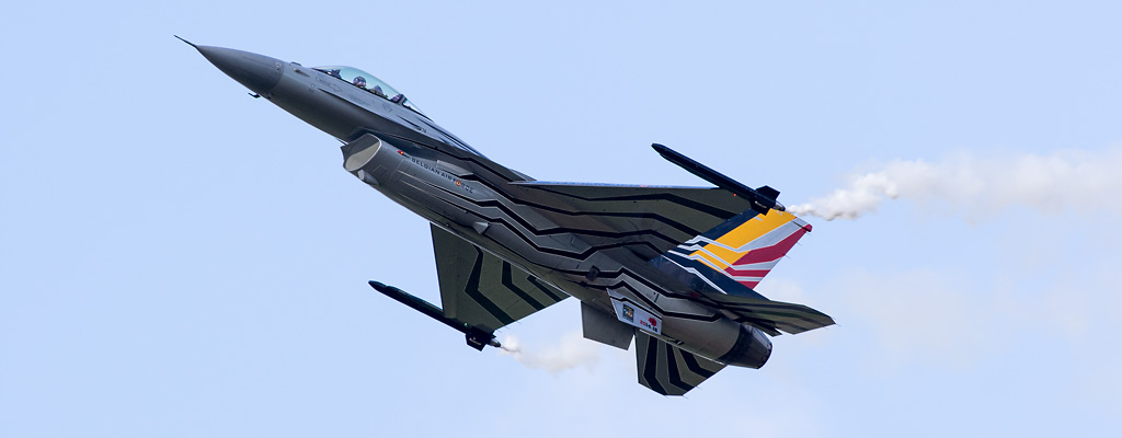 REVIEW: Belgian Air Force Days, Florennes
