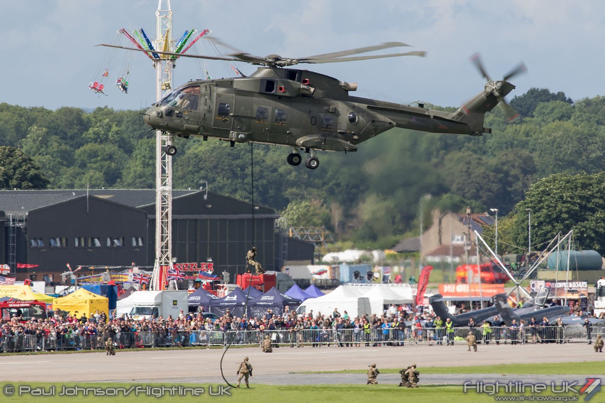 AIRSHOW NEWS: RNAS Yeovilton Air Day 2017 Date Confirmed