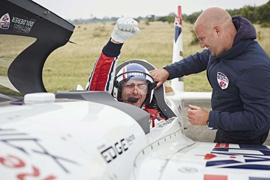 Dolderer wins historic 70th Red Bull Air Race in Budapest thrillerDolderer wins historic 70th Red Bull Air Race in Budapest thriller